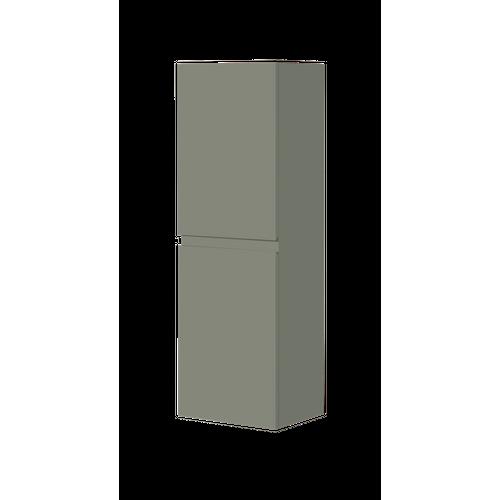 Aquazuro kolomkast Napoli 120cm donkergrijs mat