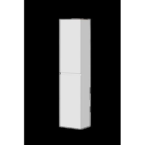 Aquazuro kolomkast Napoli 176cm hoogglans wit