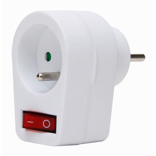 Prise kopp 16A avec interrupteur et terre