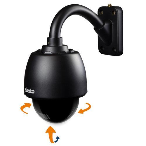 Alecto outdoor WiFi camera zwart