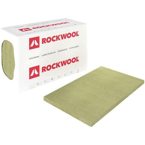 Panneau d'isolation Rockwool 100 x 60 x 4,5 cm - 8 pcs