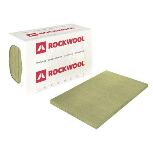 Panneau d'isolation Rockwool 'RockSono Solid' 100x60x7cm - 6 pcs