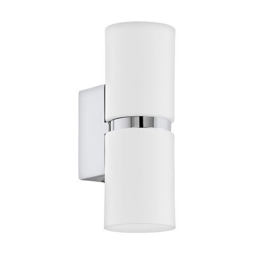 EGLO wandlamp LED Passa metaal 2x6,6W