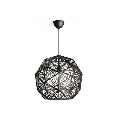Philips hanglamp Mohair zwart E27
