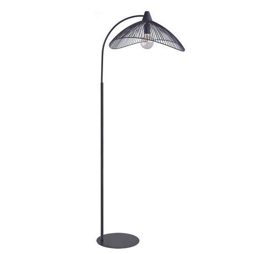 Seynave staanlamp 'Kasteli' zwart 40 W