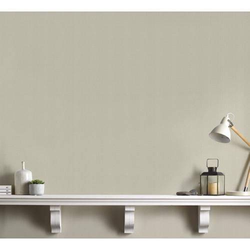 Decomode vliesbehang Basic cotton beige