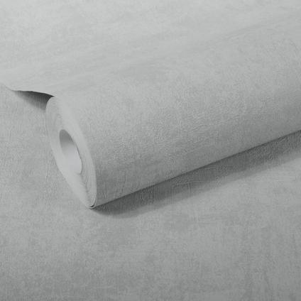 Decomode vliesbehang Concrete mat lichtgrijs
