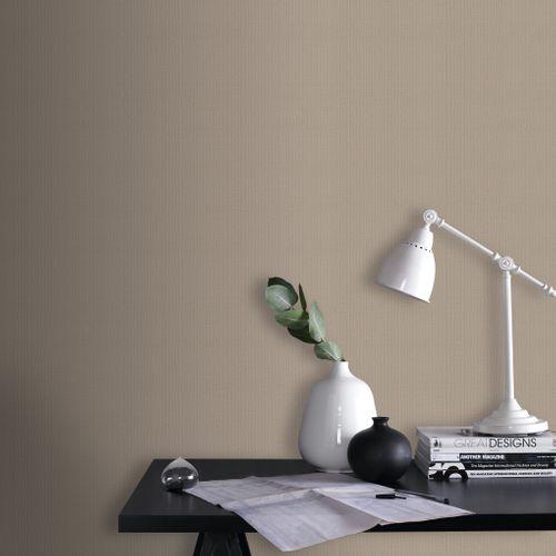 DecoMode vliesbehang Loom beige
