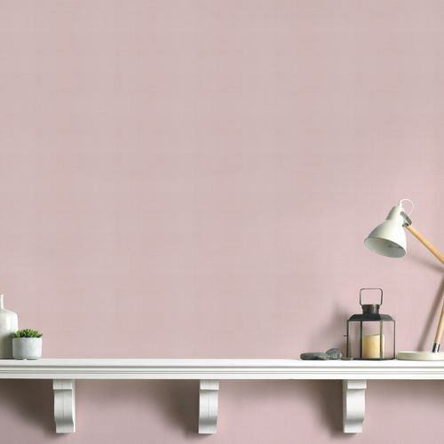 Papier peint intissé DecoMode Pumice rose