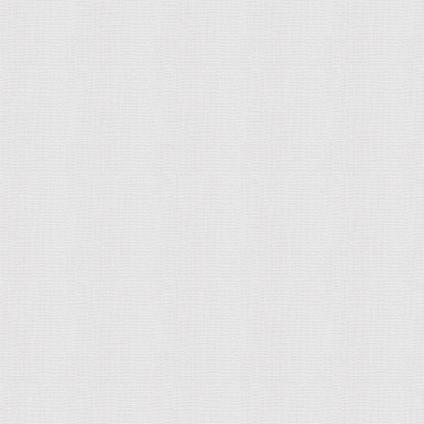 Sencys overschilderbaar vliesbehang Stitch wit