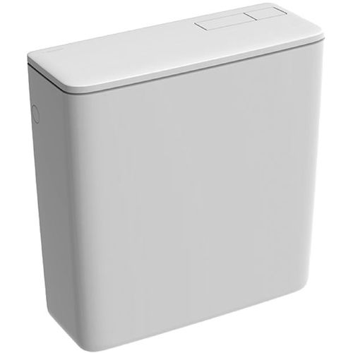 Réservoir de toilette Geberit AP128 2 touches blanc 9L