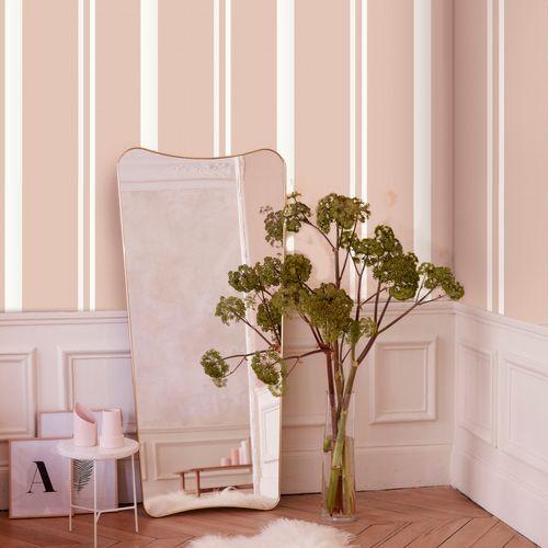 ELLE vliesbehang Simplicity roze
