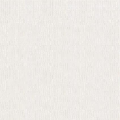Sencys overschilderbaar vliesbehang Linnen fijn wit