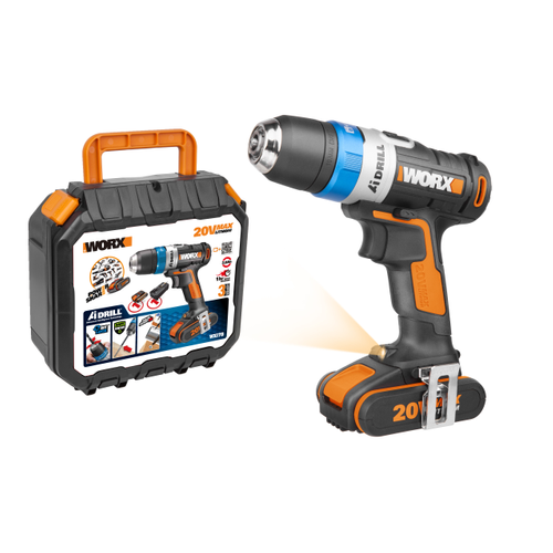 Perceuse- visseuse Worx WX178 Smart Drill 20V