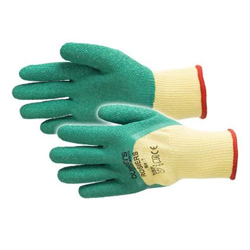 Busters Rosiers handschoen groen maat 7