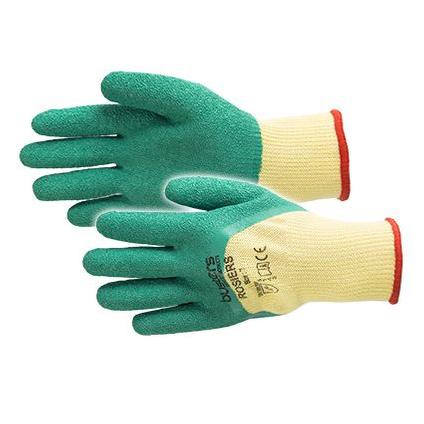 Busters Rosiers handschoen groen maat 10