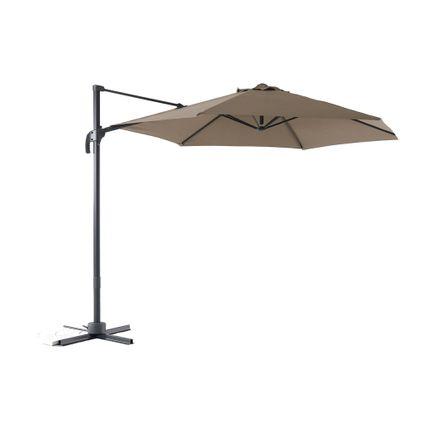 Central Park parasol Vive 2,9m taupe