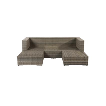 Central Park loungeset Julieta 3stk bruin - 2019 -