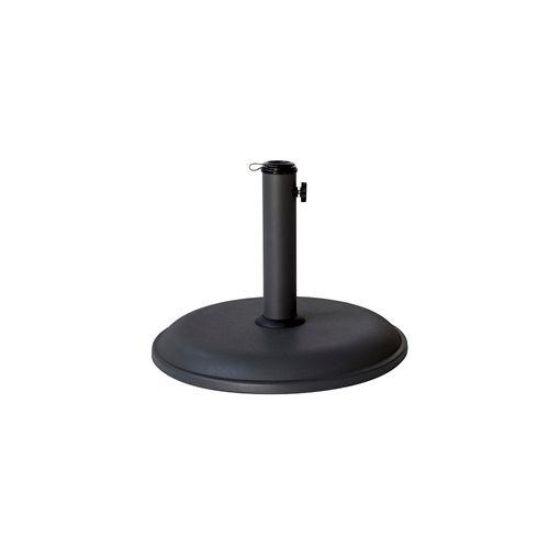 Pied de parasol Central Park béton 35/38/48mm 15kg