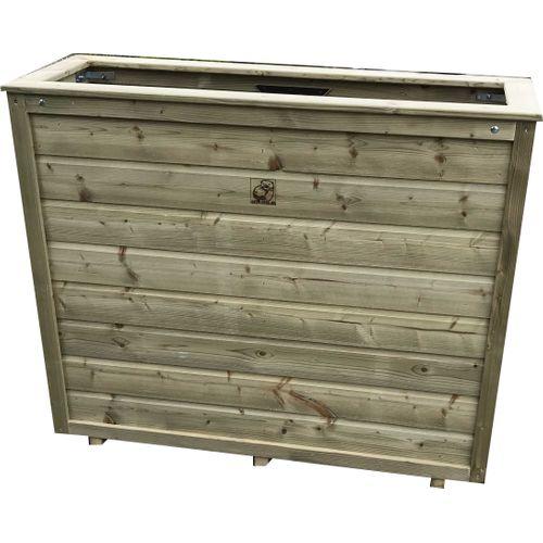 Lutrabox plantenbak 120x40x100cm