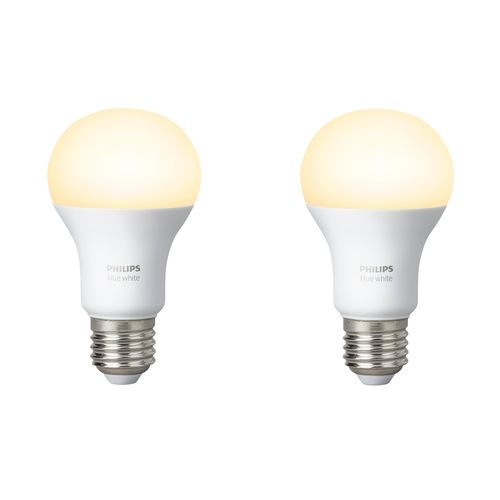 Philips Hue standaardlamp White E27 - 2 stuks