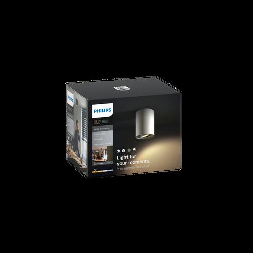 Philips Hue spot Pillar wit uitbreiding 5,5W