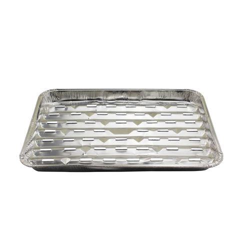 Central Park grillschaal aluminium – 10 stuks