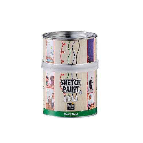 Magpaint Sketchpaint Whiteboard transparant 500ml