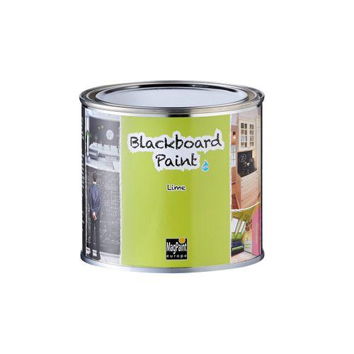 Peinture tableau noir Magpaint BlackboardPaint citron vert 500ml