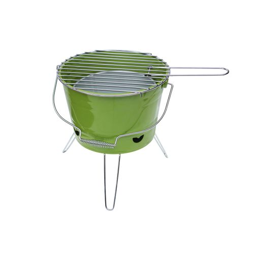 Barbecue Central Park Colorado Green  25cm
