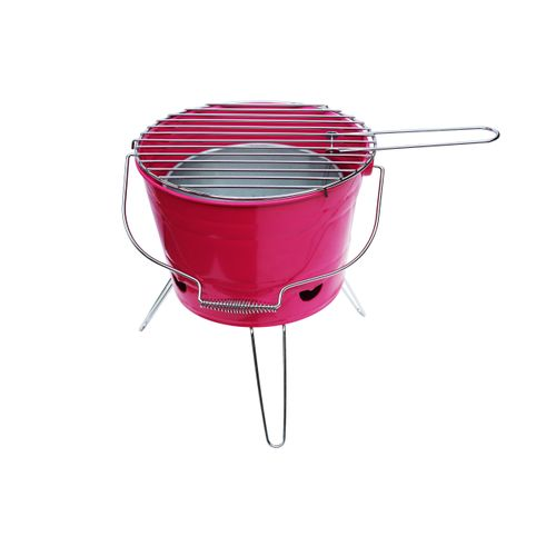 BBQ & Friends barbecue Colorado Fuchsia Ø 25cm