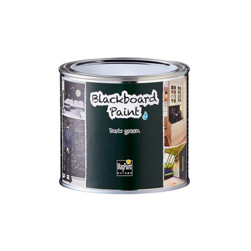 Peinture tableau noir Magpaint BlackboardPaint vert 500ml