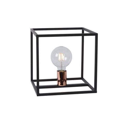 Lucide lampe de table  Arthur noir