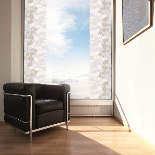 Transform film statique premium pour vitrage Leaves 45x150cm
