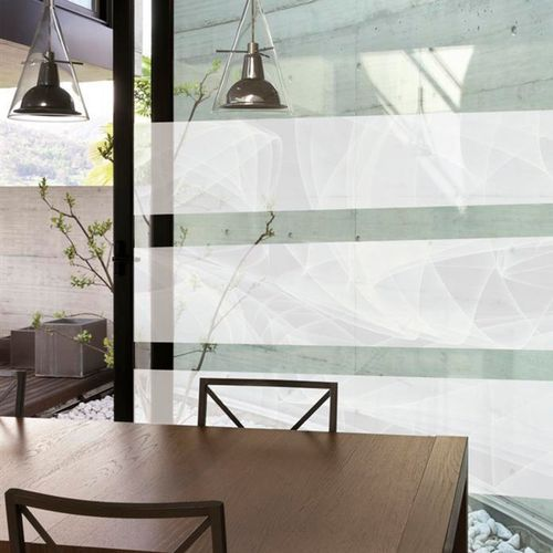 Transform film statique premium pour vitrage Voile 45x150cm