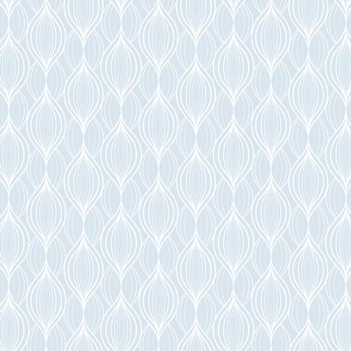Transform premium statische glasfolie Art deco 45x150cm