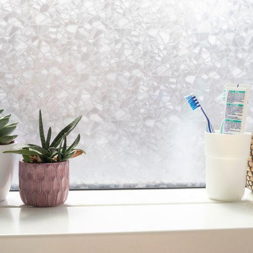 Transform premium statische glasfolie Mosaic 67,5x150cm