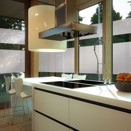 Transform statische glasfolie Mist 45x150cm
