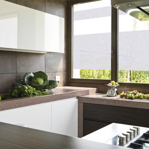 Transform statische glasfolie Linen 45x150cm