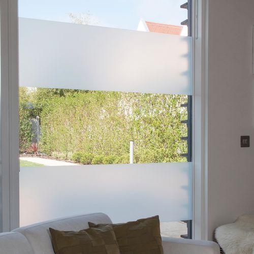 Transform statische glasfolie Sand 45x150cm