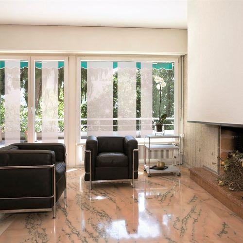 Transform statische glasfolie Mist 90x150cm