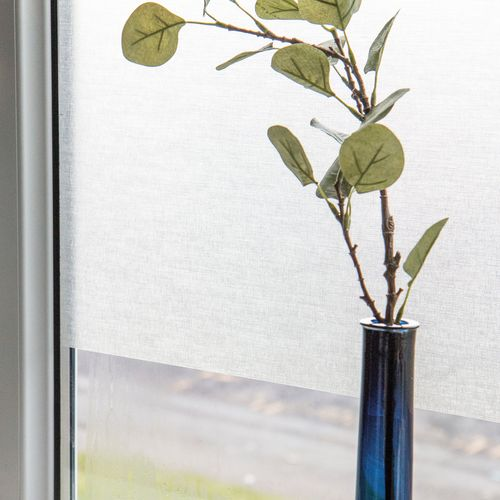 Transform statische glasfolie Linen 90x150cm