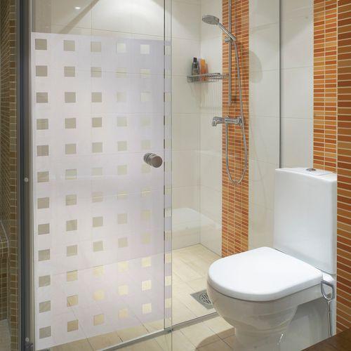Transform statische glasfolie Blocks 67,5x150cm
