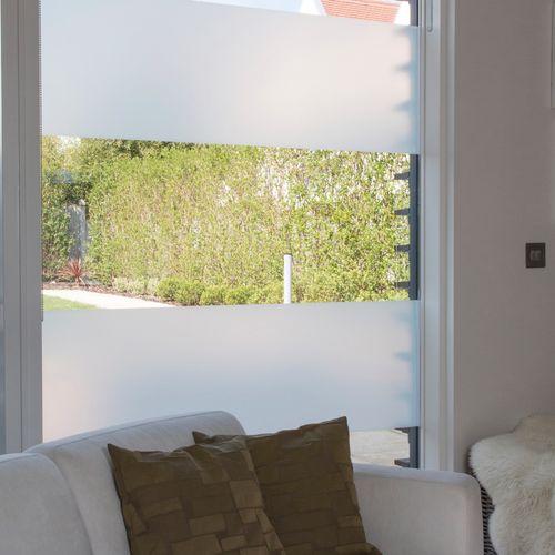 Transform statische glasfolie Sand 67,5x150cm