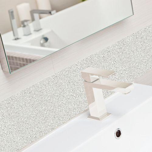Transform film adhésif décoratif Basic stone gris 45x200cm