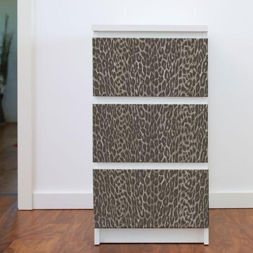 Transform film adhésif décoratif Panther gris 45x200cm