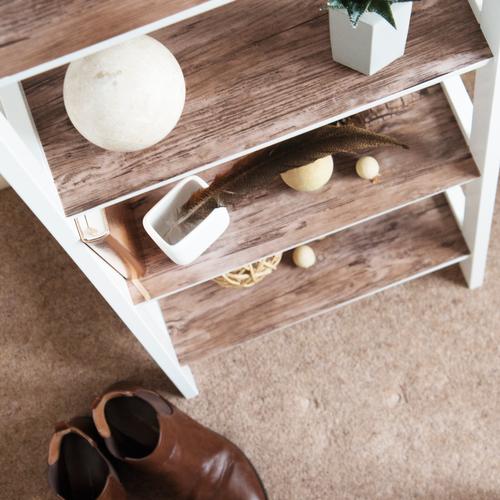 Transform zelfklevende decoratiefolie Old wood 45x200cm
