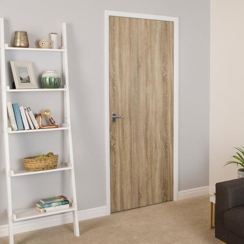 Transform zelfklevende decoratiefolie Oak bruin 45x200cm