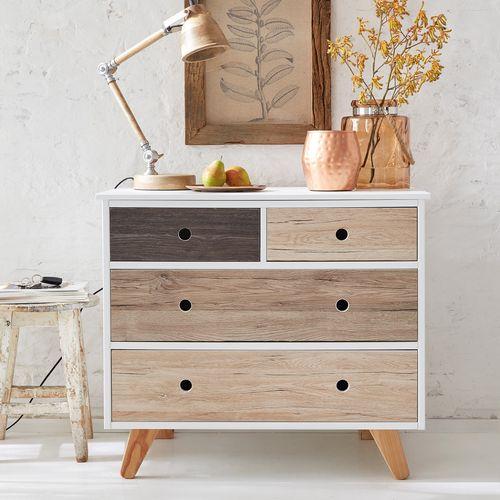 Transform film adhésif décoratif Oak gris foncé 67,5x200cm
