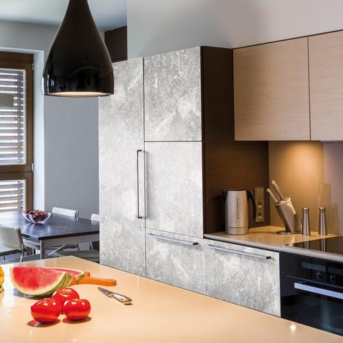 Transform zelfklevende decoratiefolie Concrete lichtgrijs 67,5x200cm